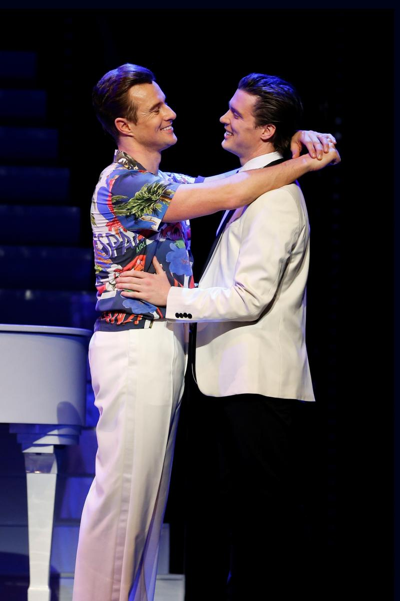 BWW Review: THE BOY FROM OZ Reminds Us Why We Still Call Peter Allen a Legend at Arts Centre Melbourne