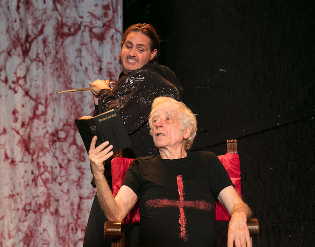 BWW Review: Austin Pendleton Creates a Shakespearean Combo in WARS OF THE ROSES: HENRY VI & RICHARD III
