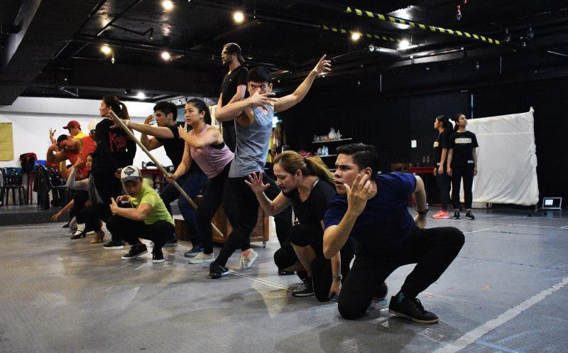 Photo/Video Coverage: Go Inside The Rehearsal Room of SIDE SHOW