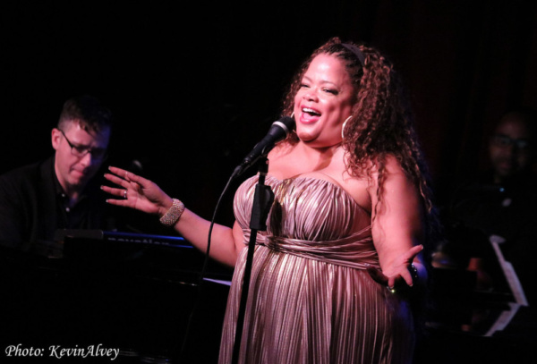 BWW Review: Natalie Douglas Shares Her Love for Cher in Her Latest TRIBUTES at Birdland