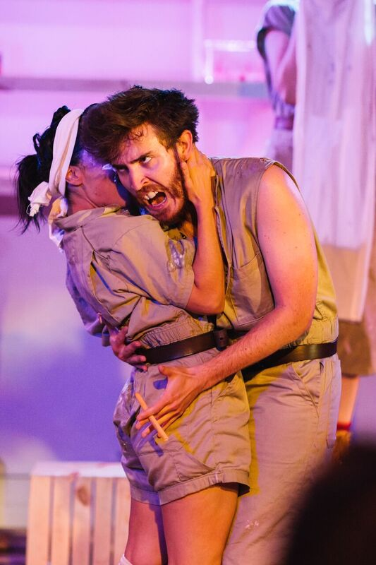 BWW Review: A Shakespearean Run with Food and Fun: A MIDSUMMER NIGHT'S DREAM