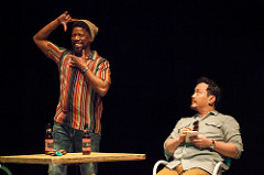 BWW Review: DANGEROUS HOUSE at Williamstown Theatre Festival Shines an Intensely Bright Light Over The Berkshires!