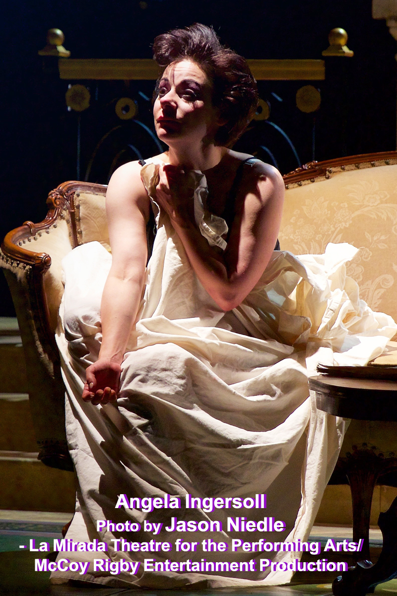 BWW Review: Ingersoll's Garland Reincarnated in An Excruciatingly Raw END OF THE RAINBOW