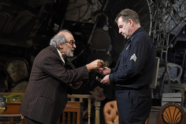 Photo Flash: Get a First Look at THE PRICE starring David Suchet at Theatre Royal Bath