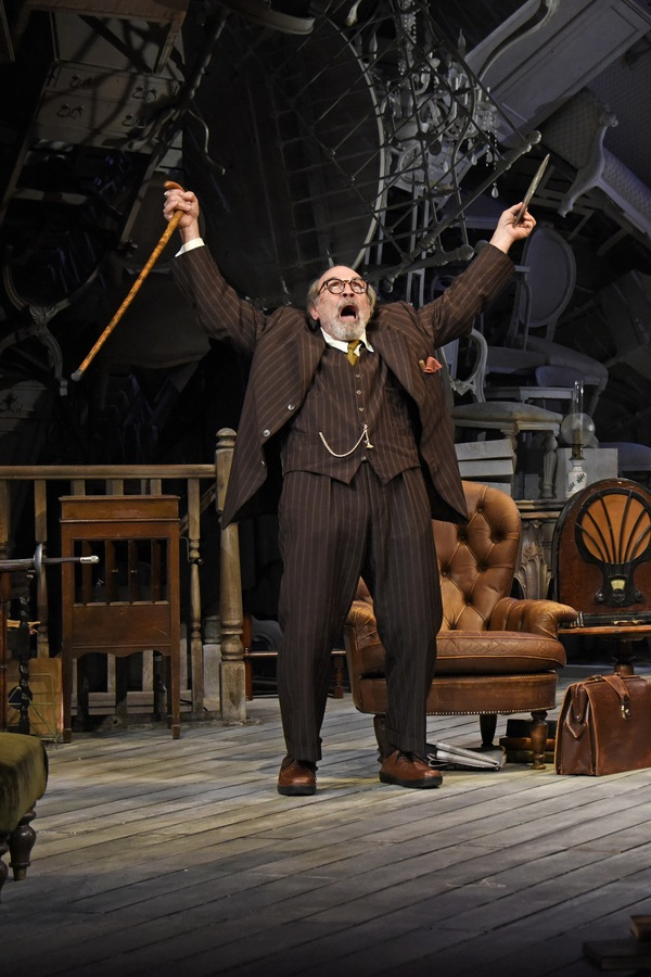Photos: Get a First Look at THE PRICE starring David Suchet at Theatre Royal Bath