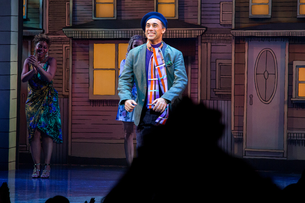 Photo Coverage: GETTIN' THE BAND BACK TOGETHER Takes Opening Night Bows!