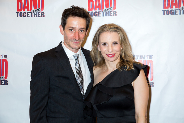 Adam Saltzberg, Sarah Saltzberg