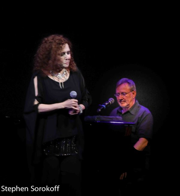 Photo Coverage: Melissa Manchester Brings The Platinum Standard to Barrington Stage Co.