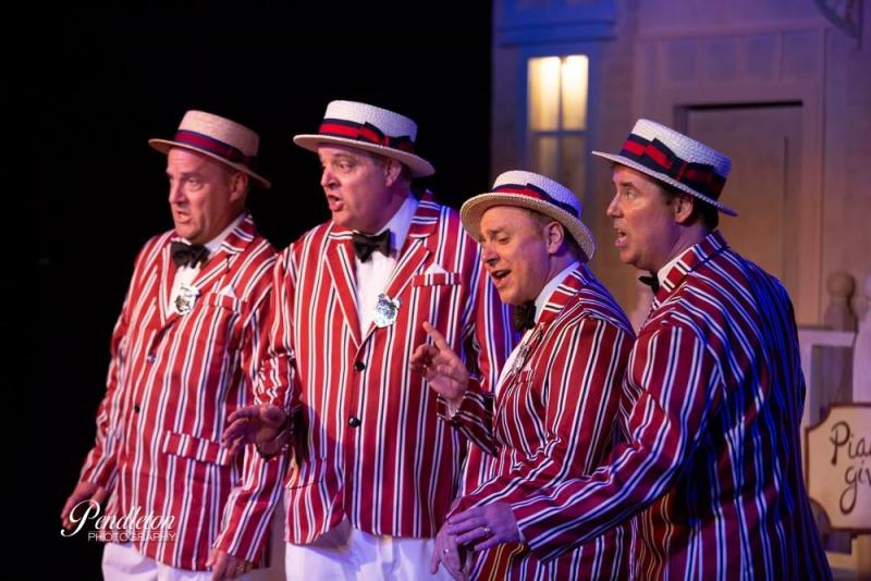 BWW Review: THE MUSIC MAN Delivers River City, Iowa to The Firehouse Theatre!