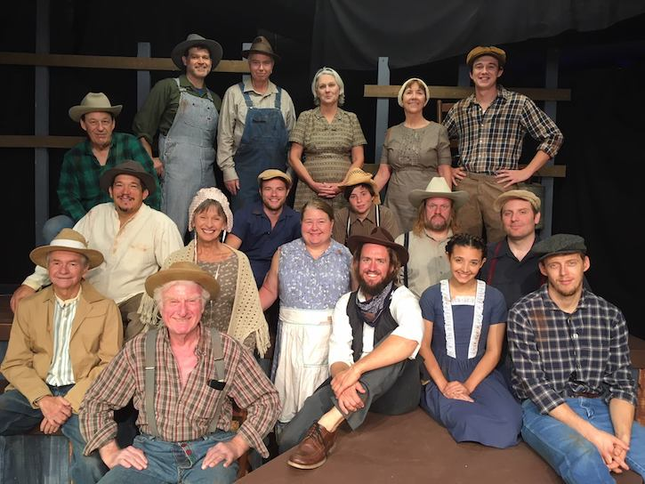 BWW Review: THE GRAPES OF WRATH at City Theatre Austin