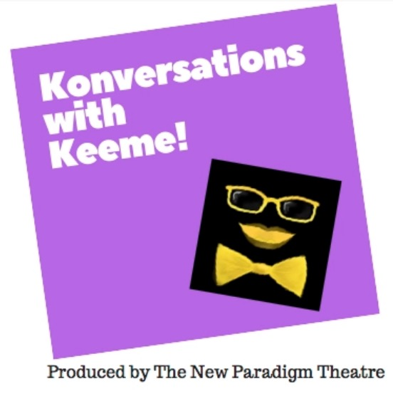 BWW TV Exclusive: Konversations with Keeme: A Chat with HUNCHBACL Stars Patrick Tombs and Gina Naomi Baez