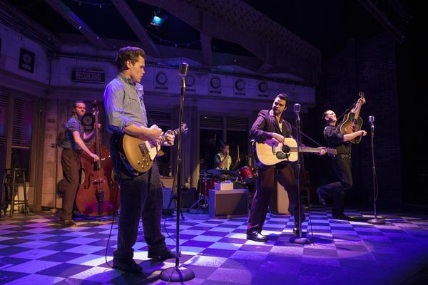 Review Roundup: Bucks County Playhouse's MILLION DOLLAR QUARTET