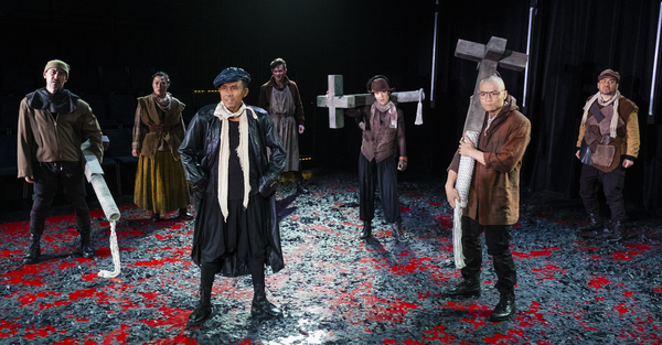 Photo Flash: First Look at NAATCO's HENRY VI