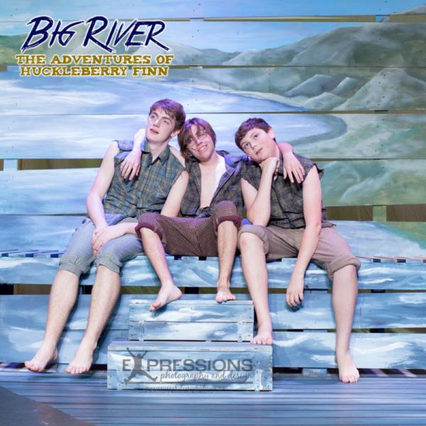 Photo Flash: BIG RIVER Continues This Weekend At The Sauk