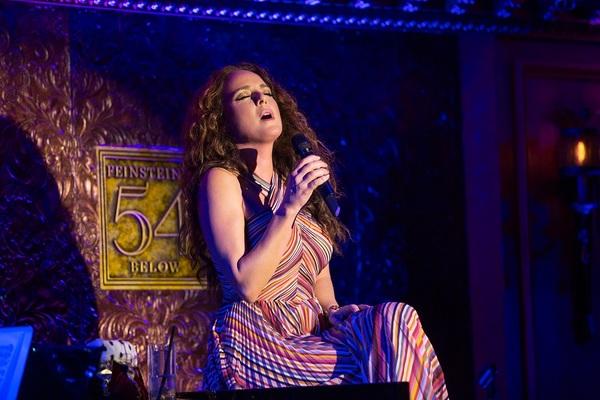 Photo Flash: Melissa Errico & Ryan Silverman Play Feinstein's/54 Below