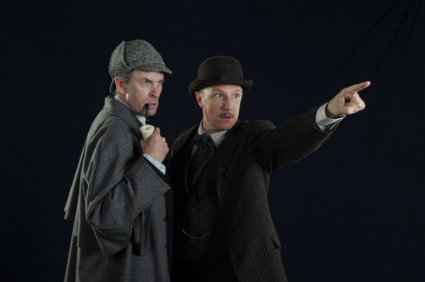 Photo Flash: Sierra Rep Presents BASKERVILLE A Sherlock Holmes Mystery