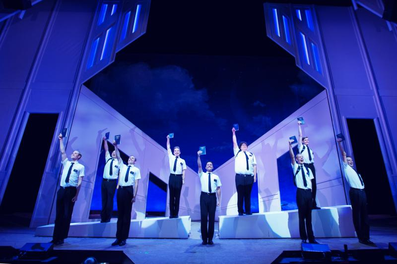 BWW Review: Norwegian BOOK OF MORMON is a Must-See Delight!