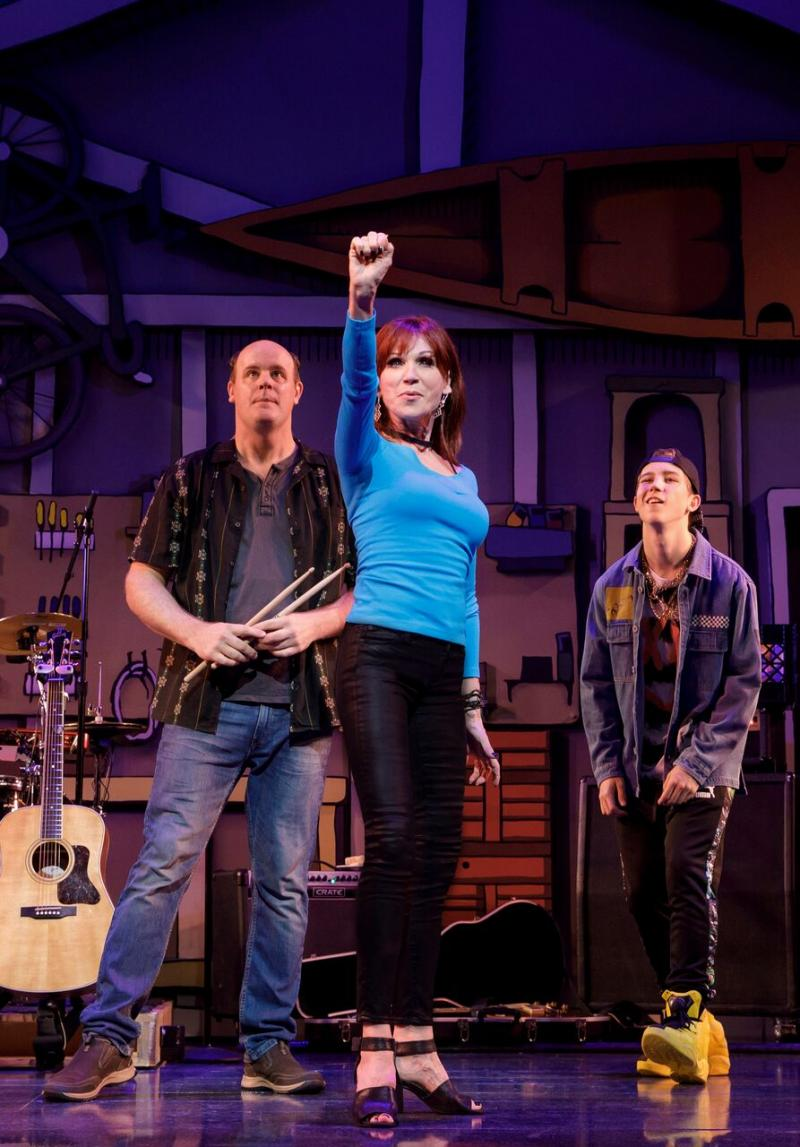 BWW Review: GETTIN' THE BAND BACK TOGETHER Salutes A Different Breed of Jersey Boys