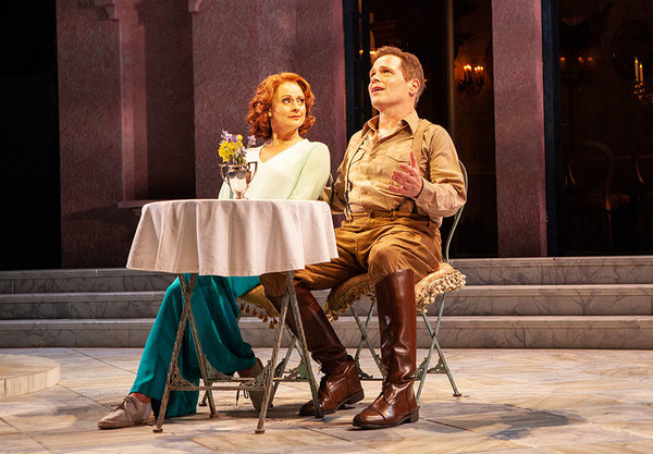 Photo Flash: Kathleen Marshall Directs MUCH ADO ABOUT NOTHING at The Old Globe