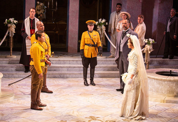 Much Ado About Nothing, Old Globe, San Diego Review ...