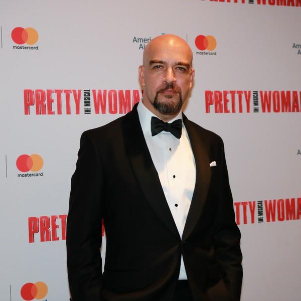 Photo Coverage: PRETTY WOMAN Company Celebrates Opening Night on Broadway!