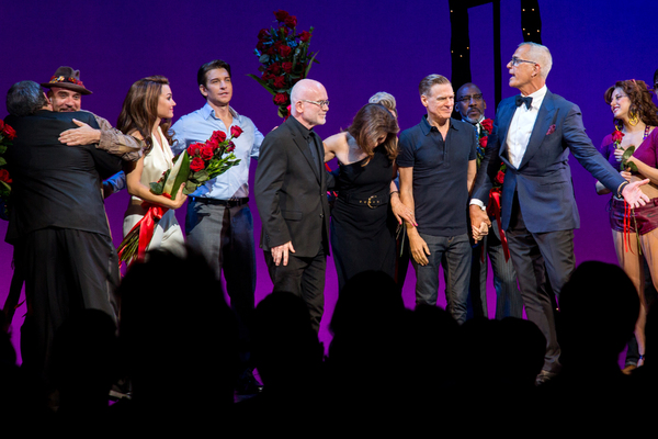 JF Lawton, Eric Anderson, Samantha Barks, Andy Karl, Jim Vallance, Paula Wagner, Brian Adams, Jerry Mitchell