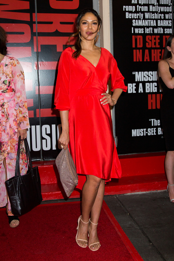 Photo Coverage: On the Red Carpet for Opening Night of PRETTY WOMAN!