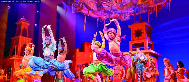 BWW Review: An Eye-Popping ALADDIN at Shea's Buffalo Theatre