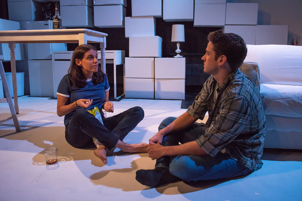 Photo Flash: West of 10th Presents the New York Premiere of Lia Romeo's AMERICAN DREAMERS