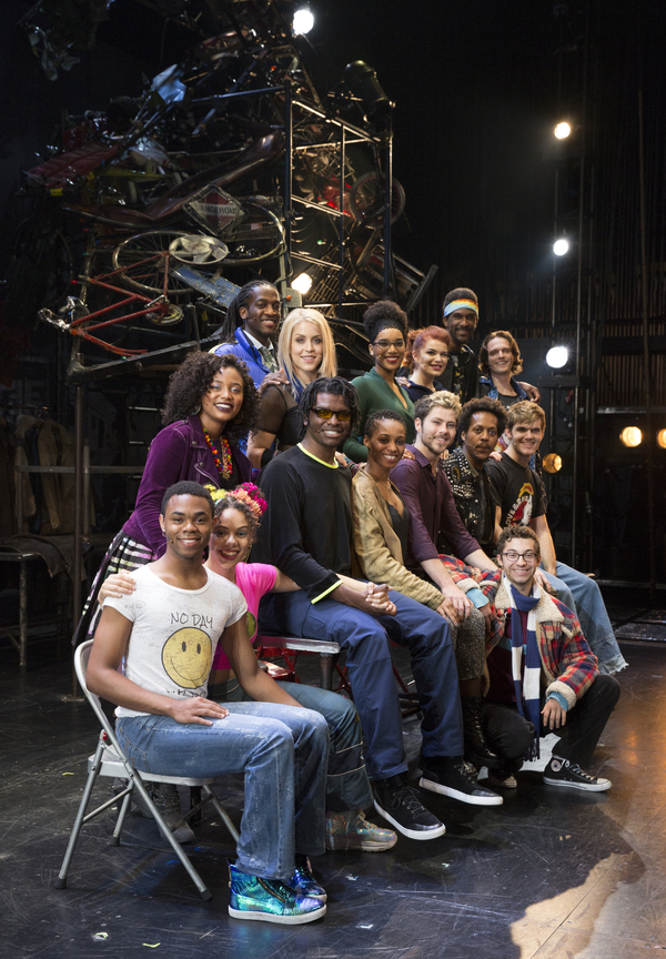 Photo Flash: New Photos Of The RENT 20th Anniversary Tour