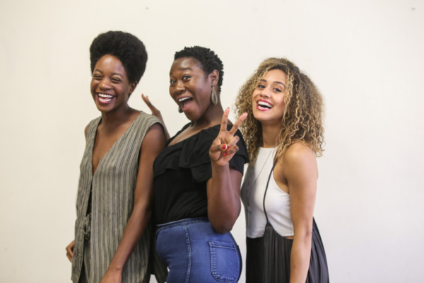 Latoya Edwards, Zenzi Williams, Joanna A. Jones Photo