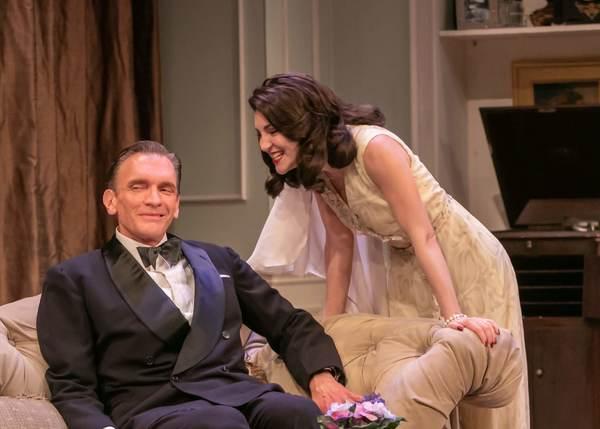 Brent Harris as Charles and Susan Maris as Elvira