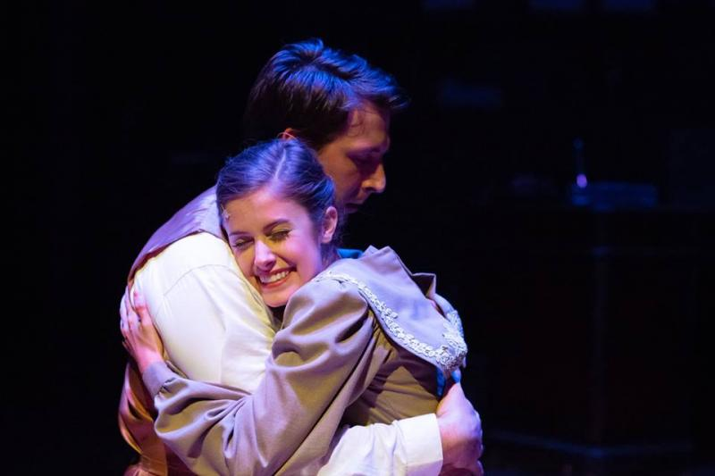 BWW Review: DADDY LONG LEGS at Spinning Tree Theatre