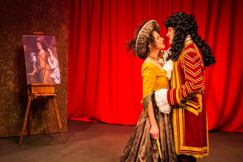BWW REVIEW:  The Fabulous True Story Of King Charles II's Mistress And Pioneer Of Women In Theatre Comes To Life In NELL GWYNN