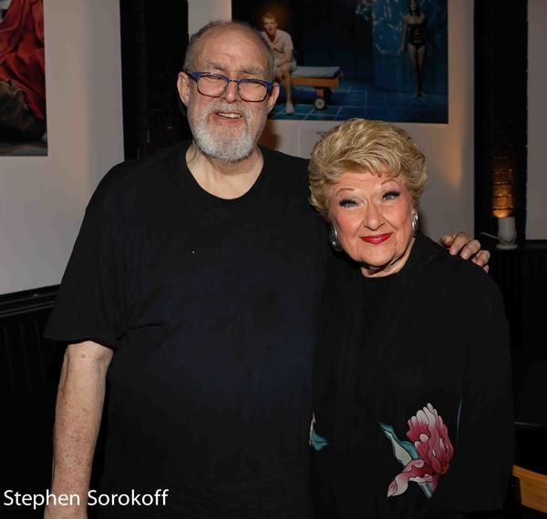 William Finn & Marilyn Maye