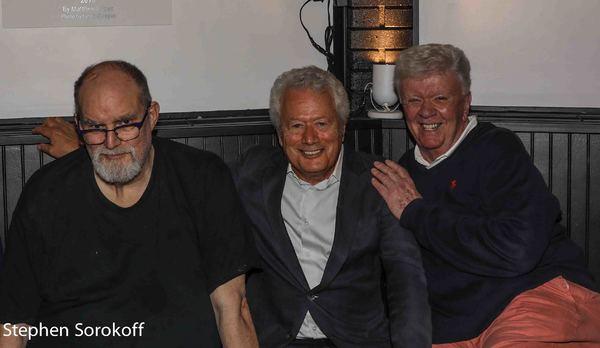William Finn, Stephen Sorokoff, Dick Robinson, Legends Radio