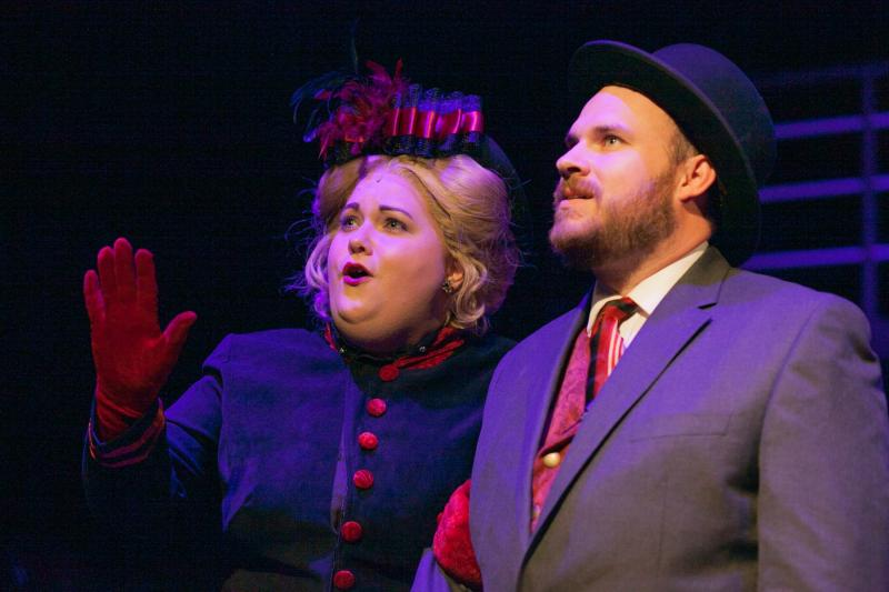 BWW Review: Arts Center of Cannon County's Stunning and Sumptuous TITANIC Sets Sail in Woodbury
