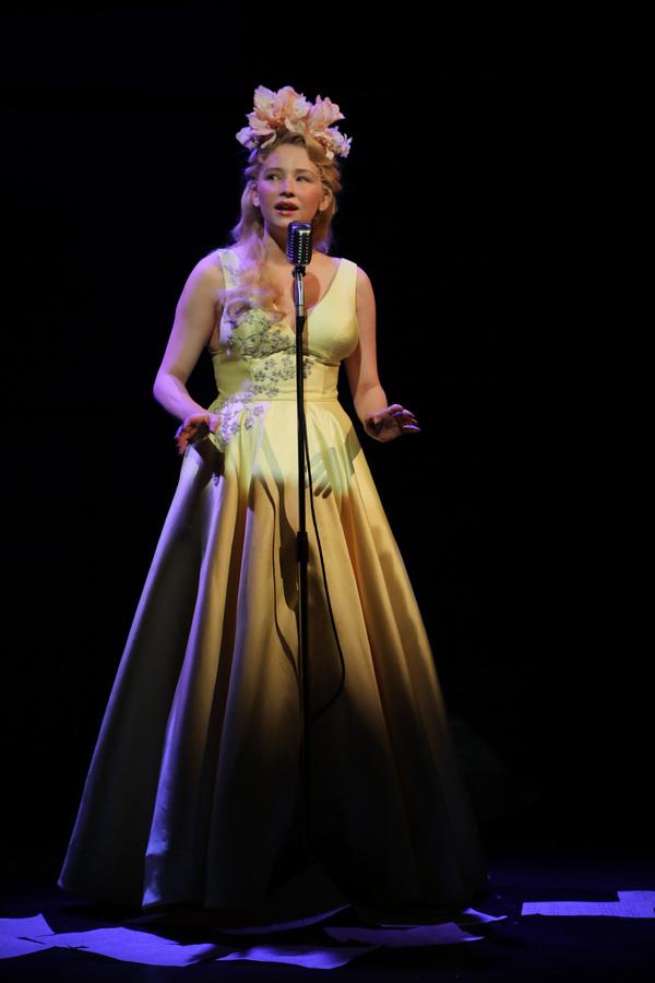 Haley Bennett in Goodspeed Musicals' Cyrano