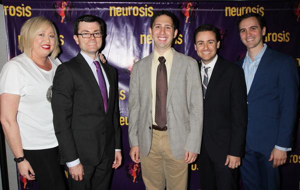 Shea Sullivan, Greg Edwards, Ben Green, Allan Rice, and Andy Sandberg