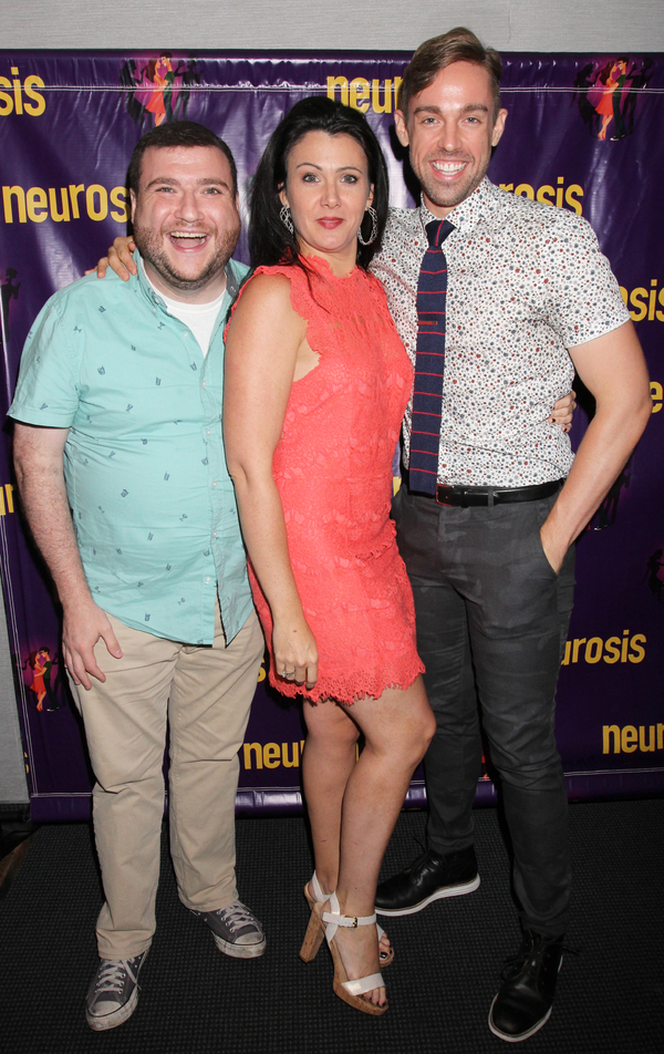 Todd Buonopone, Natalie Charle Ellis, and Nic Rouleau