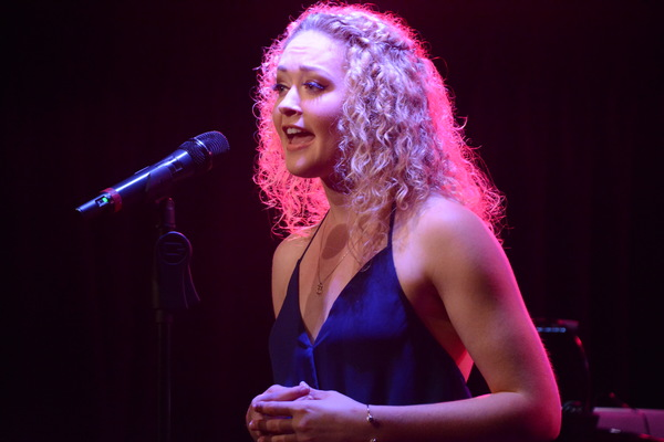 Photo Coverage: Cast Members From MEAN GIRLS, SPONGEBOB, and More Perform at Latest Edition of At This Performance...