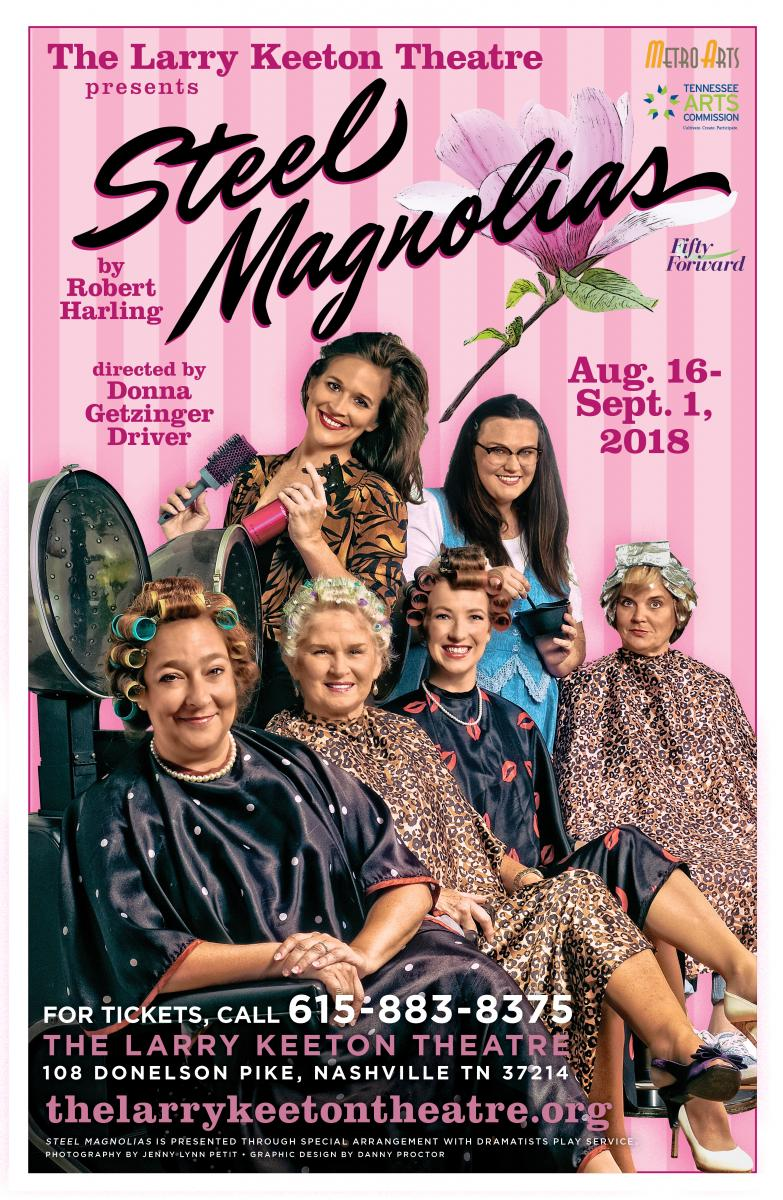 BWW Review: Leaving STEEL MAGNOLIAS' Chinquapin on a Very High Note at The Keeton