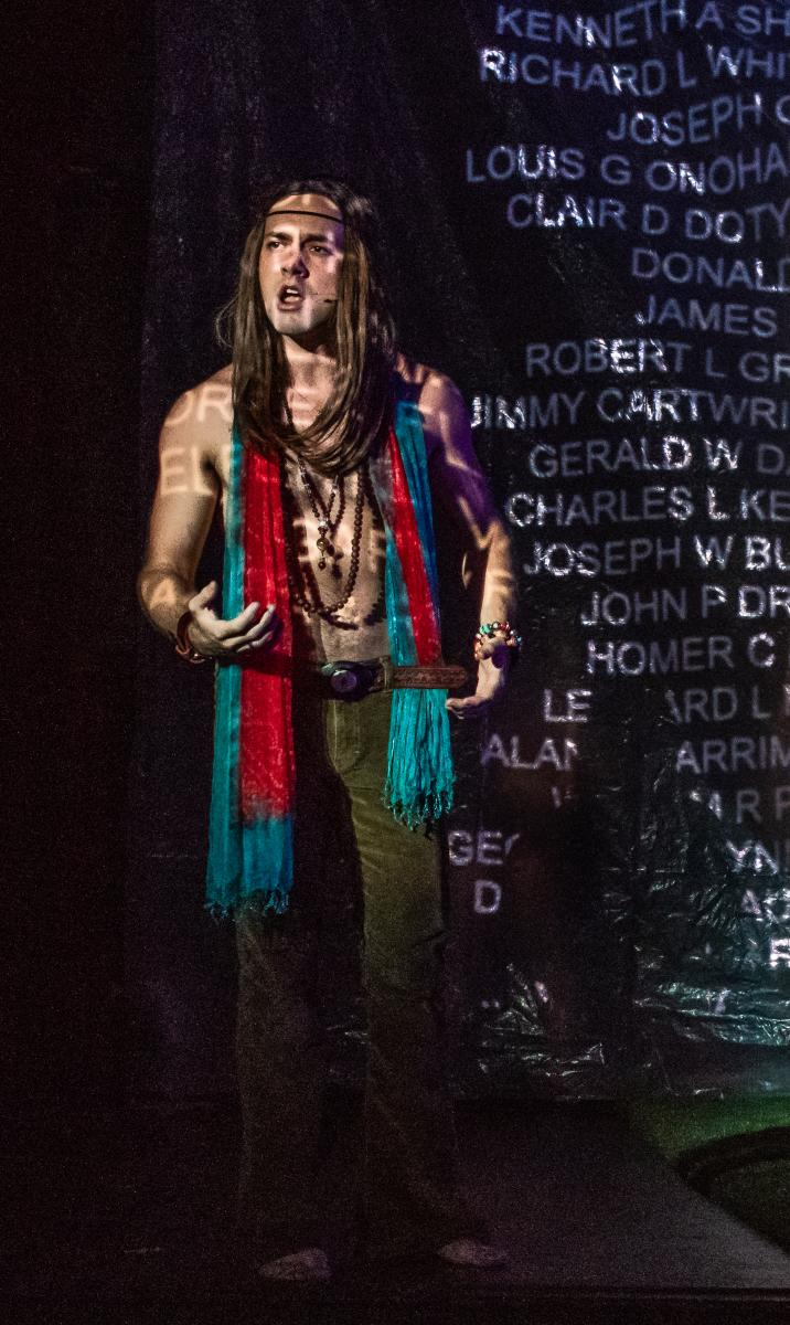 BWW Review: Peregrine Theatre Ensemble's Riveting HAIR Finds The Poignant Heart Of A Raucous, Sweeping Show