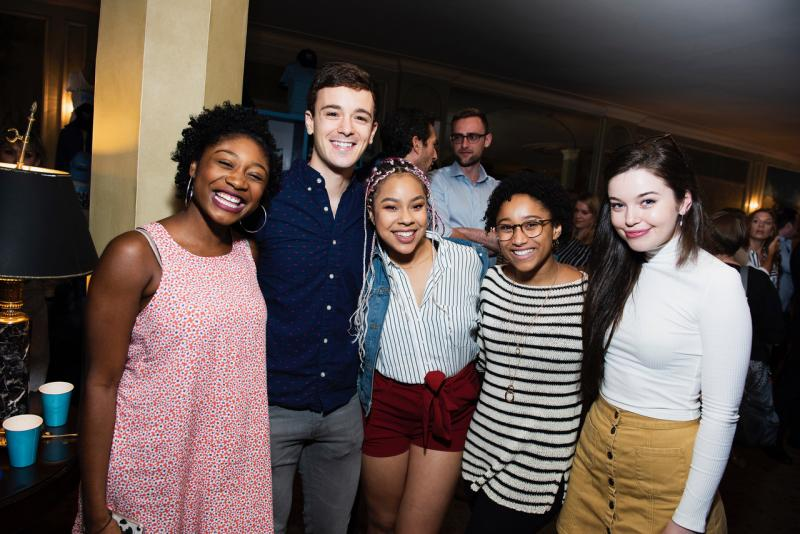 Photo Flash: They've Been Found! Meet the Cast and Creatives of DEAR EVAN HANSEN National Tour