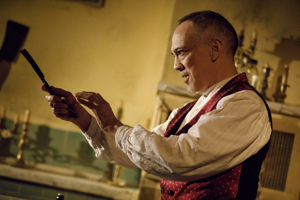 Pie Shop Closed! SWEENEY TODD Concludes Off-Broadway Run Today