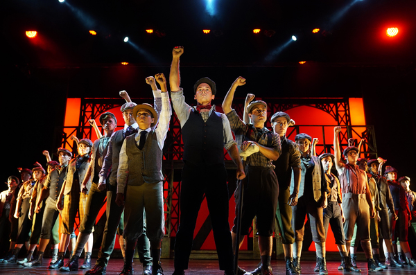 BWW Review: Titusville Playhouse's NEWSIES Possesses Intoxicating Charm and Heart