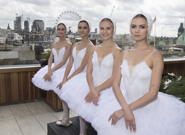 Photo Flash: Cast of St. Petersburg Ballet Theatre SWAN LAKE at Have Fun in London