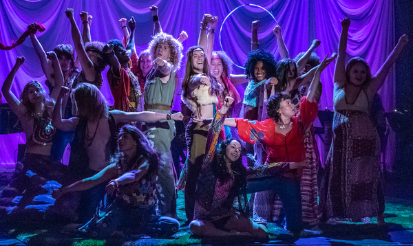 Photo Flash: First Look At Peregrine Theatre Ensemble's HAIR in Provincetown