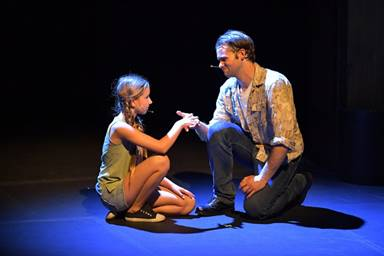 BWW Review: LYMAN, THE MUSICAL Deals With Homeless Issues In An Evening Of  Music, Lyrics And An Interwoven Tale Of What If? At The El Portal Theatre