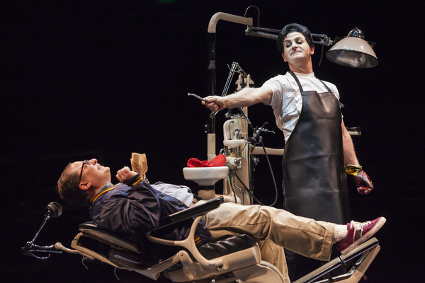 Photo Flash: First Look at LITTLE SHOP OF HORRORS at Sacramento Music Circus